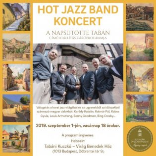 Hot Jazz Band koncert